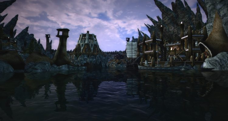 Модификация Tamriel Rebuilt для TES3: Morrowind получила крупное обновление