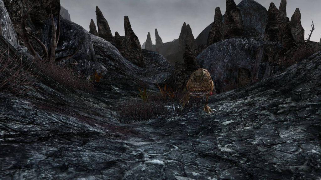 Текстур-пак для The Elder Scrolls III: Morrowind добавляет карты нормалей, отражений и затенения