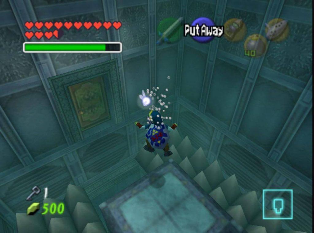 Водный храм - The Legend Of Zelda: Ocarina Of Time