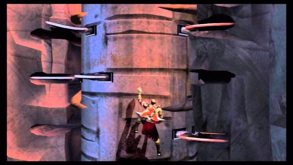 Колонны Аида - God Of War