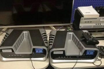 Новое фото PlayStation 5 утекло в сеть