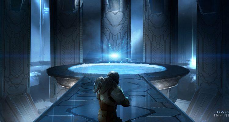 Новые концепт арты Halo Infinite