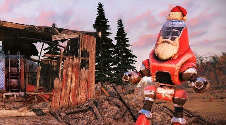Новый патч и событие в Fallout 76