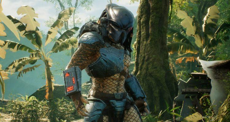 Новый трейлер и дата выхода Predator Hunting Grounds