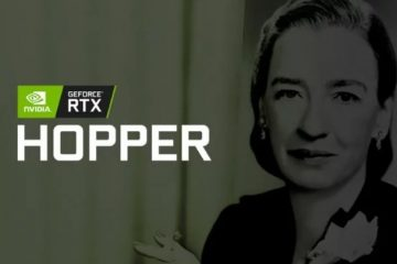 Nvidia Hopper - следующее поколение видеокарт