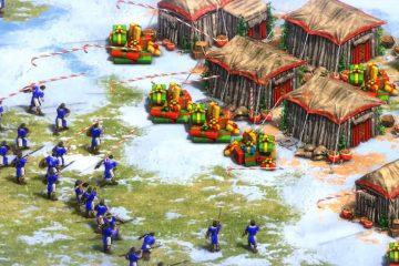 Официальный рождественский мод для Age of Empires 2: Definitive Edition может не выйти
