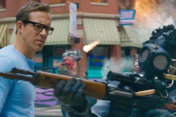 Опубликован первый трейлер Free Guy, Райан Рейнольдс в роли NPC из GTA