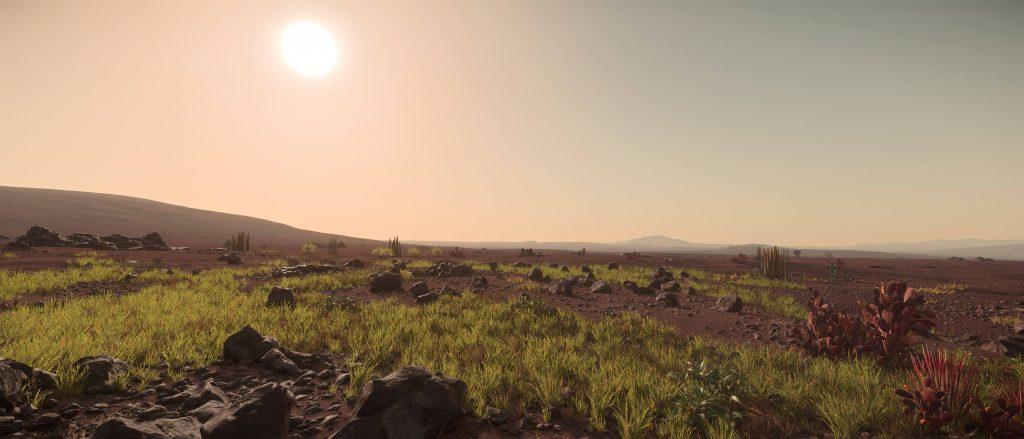 Первая система в Star Citizen получила свою последнюю планету в этом году