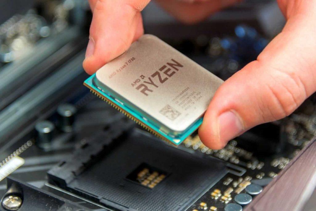 Консоль будет работать на процессоре AMD Ryzen
