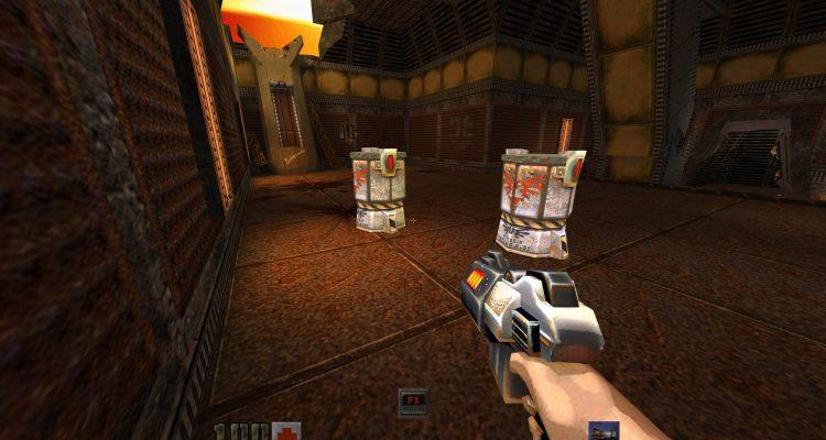 Quake 2 получила улучшенный с помощью ИИ набор HD текстур для своих моделей