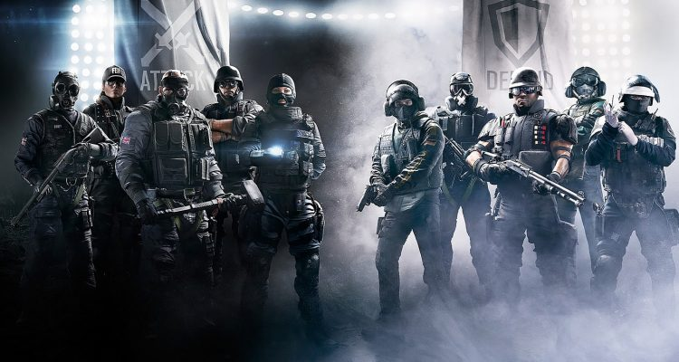 Rainbow Six Siege обзавелась новой командой разработчиков