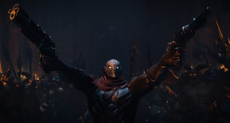 Релиз Darksiders Genesis на ПК