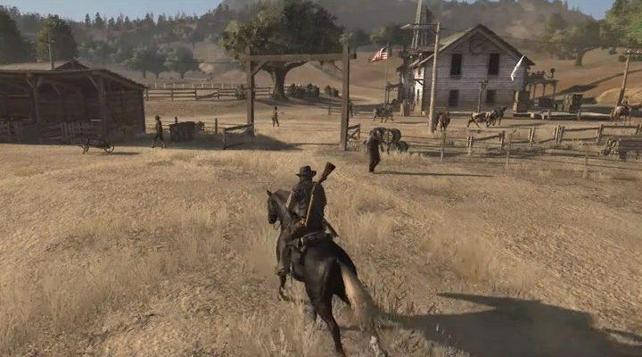 Ремастер ПК версии первой Red Dead Redemption был удалён
