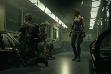 Resident Evil 3 - графическое сравнение ремейка с оригиналом