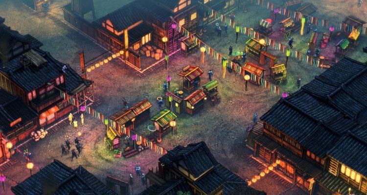 Shadow Tactics: Blades of the Shogun доступен бесплатнов EGS