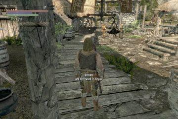 Мод превращает The Elder Scrolls V: Skyrim в стратегию в реальном времени