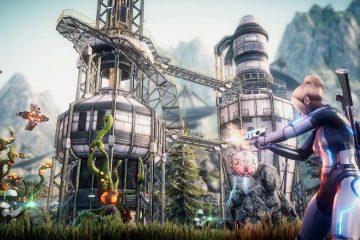 Состоялась премьера Everreach: Project Eden
