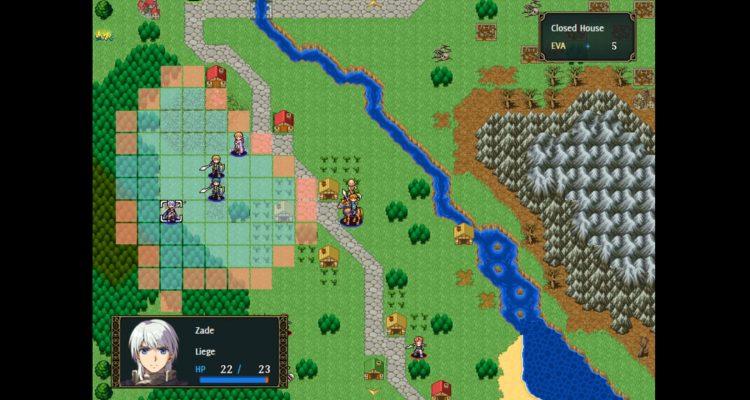 Создатель Fire Emblem выпустил новую тактическую ролевую игру – Vestaria Saga