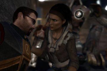 Создатели Cyberpunk 2077 не боятся конкурировать с Half-Life: Alyx