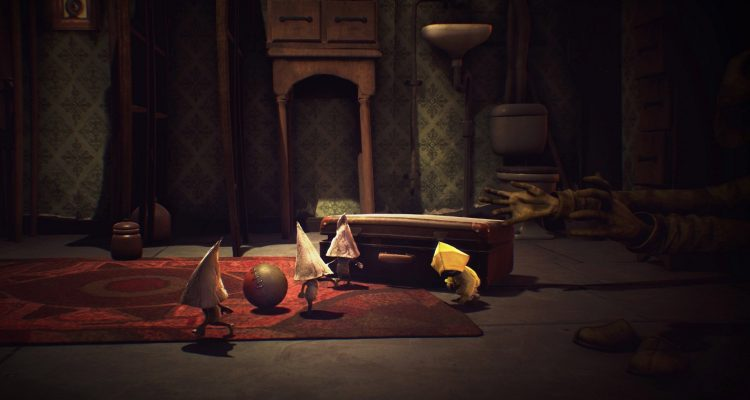Создатели Little Nightmares приобретены издателем THQ Nordic