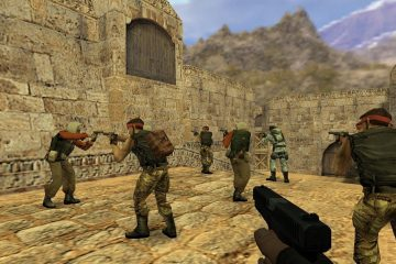 Steam создавался как приложение для обновления Counter-Strike