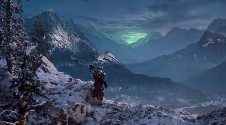 Территория Скайрима появится в The Elder Scrolls Online