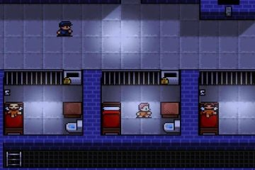 The Escapists - бесплатно в Epic Games Store