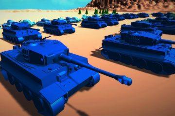 Total Tank Simulator - новые подробности и демоверсия