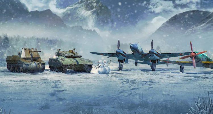 В War Thunder началась операция Зима