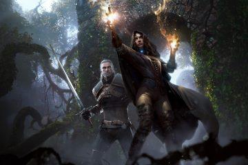 Ведьмак 3 побил собственный рекорд популярности Steam