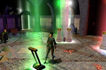 Вышла консольная версия Neverwinter Nights: Enhanced Edition