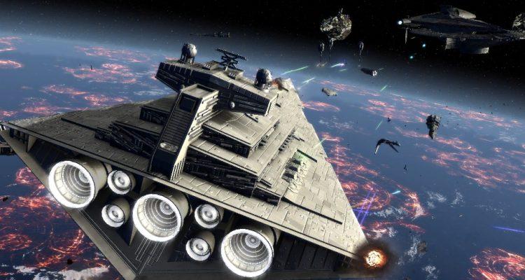 Вышла модификация Star Wars Empire at War Remake: Galactic War