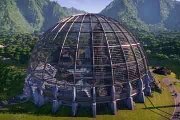 Вышло DLC Return To Jurassic Park для Jurassic World Evolution