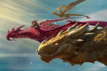 Вышло дополнение «Натиска драконов» для Hearthstone