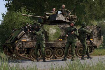 Вышло обновление Global Mobilization для Arma 3