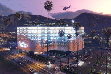 Вышло обновление The Diamond Casino Heist для GTA Online