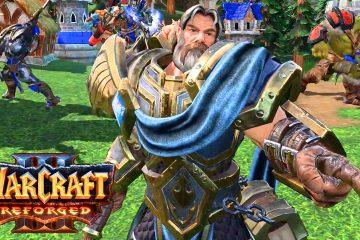 Warcraft 3: Reforged выйдет в январе