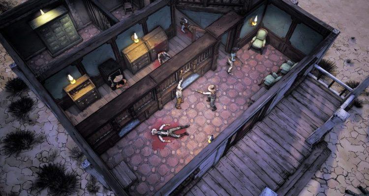 Weird West - изометрическая RPG от создателей Dishonored и Prey