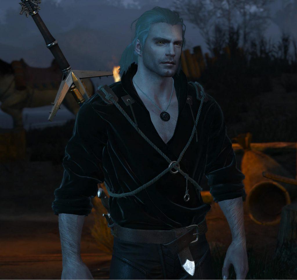 Мод добавляет Генри Кэвилла и Аню Шалотра в The Witcher 3
