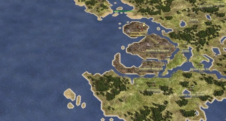 Witcher: Total War - амбициозная модификация для Medieval 2