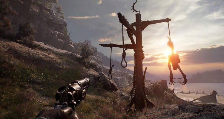 Witchfire - представлены первые фрагменты игрового процесса