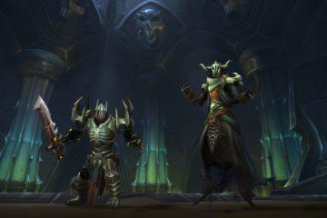 WoW: новое подземелье Торгаст: Башня проклятых в Shadowlands будет меняться при каждом запуске