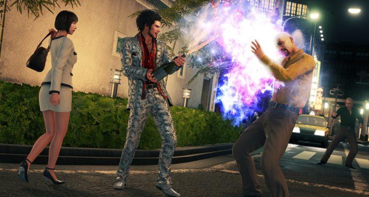 Yakuza: Like a Dragon - представлен новый геймплей