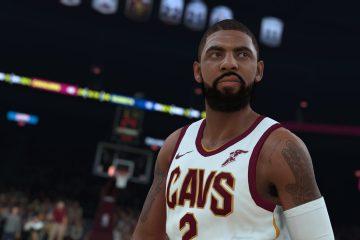 2K Games отключает серверы NBA 2K18