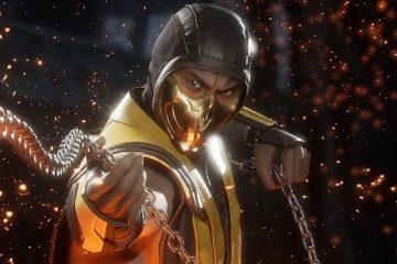 Анимационный фильм Mortal Kombat Legends: Scorpion's Revenge рассчитан на аудиторию 17+