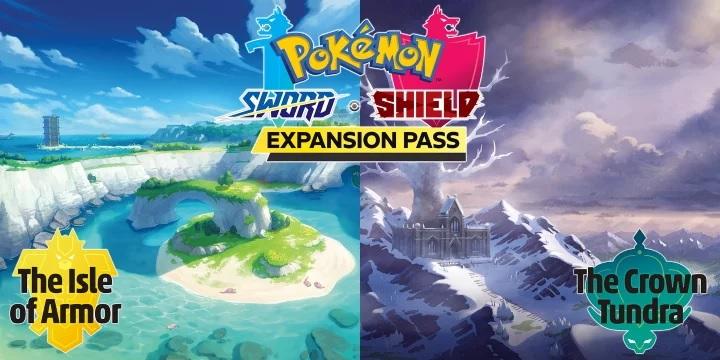 Анонсирован Expansion Pass для Pokemon Sword and Shield