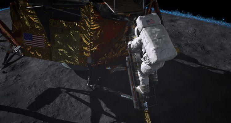 Apollo 11 Mission AR для Microsoft HoloLens 2 теперь доступен для скачивания