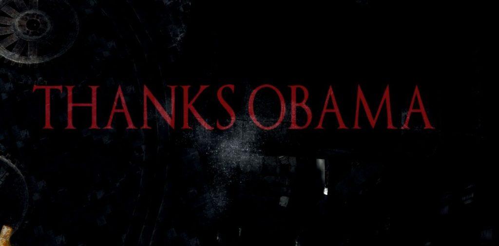 Спасибо Обаме