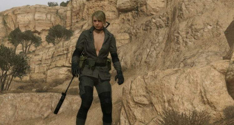 Лучшие моды для Metal Gear Solid V: The Phantom Pain