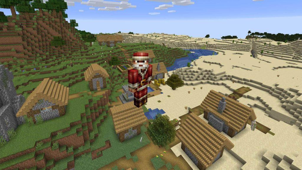 Санта в HD